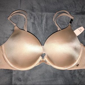 Victoria's Secret Nude Push Up Bra